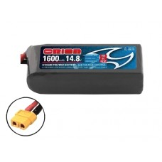 Team Orion LiPo 4S 14.8V 1600mAh 75C (XT60 Plug)