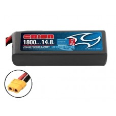 Team Orion LiPo 4S 14.8V 1800mAh 75C (XT60 Plug)