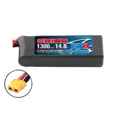 Team Orion LiPo 4S 14.8V 1300mAh 75C (XT60 Plug)