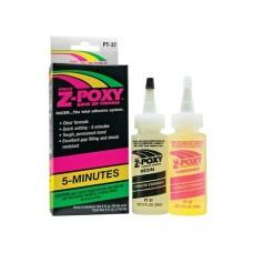 Disc. Pacer Zap Z-Poxy 5 Minute (4oz)