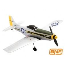 ParkZone Ultra Micro Mustang P-51D Trojan BNF