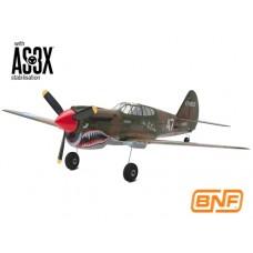 ParkZone Ultra Micro P-40 Warhawk BNF w/AS3X