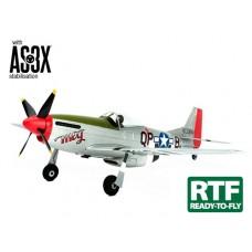 ParkZone Ultra Micro P-51D Mustang RTF w/AS3X