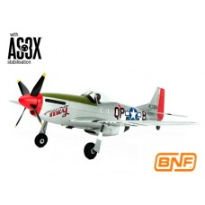 ParkZone Ultra Micro P-51D Mustang BNF w/AS3X