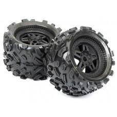 ProLine Big Joe 3.8 Tire w/Tech 5 Monster Truck Wheel (Black)