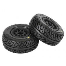 ProLine Street Fighter SC 2.2/3.0 (Medium) Tires Mounted
