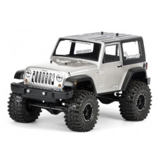 ProLine Body 2009 Jeep Wrangler for 1:10 Scale Crawlers