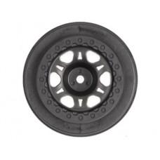 ProLine Split Six 2.2/3.0 (Black) for Slash 2WD (Front)