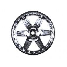 ProLine Desperado 2.8 Wheels 12mm (Traxxas Style) Black Chrome