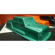 Неубиваемый кузов Jeep Wrangler для X-Maxx