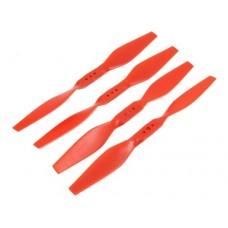 LeapRC Propeller Set (Red) for LQ450