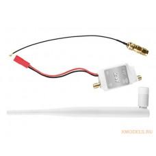 Long Range 2.4GHz 2W Radio Signal Amplifier