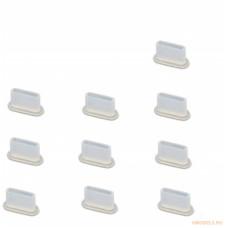 Пылезащитная заглушка для разъема USB Type-C (1 шт.)