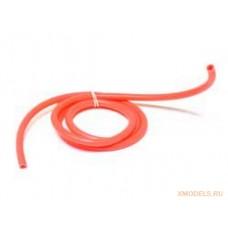 Топливная трубка силиконовая (3,2x6мм, 50см)
