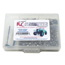 Disc. RC Screwz Stainless Steel Screw Kit for Axial SCX10