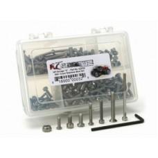 Disc. RC Screwz Stainless Steel Screw Kit for Savage XL