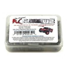 Disc. RC Screwz Stainless Steel Screw Kit for Slash 4x4