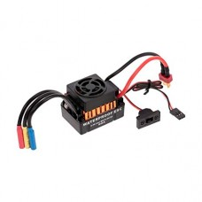 60A Brushless ESC 2-3S Sensorless Speed Controller for 1/10 RC Car