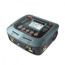 Профессиональное четырехканальное зарядное устройство Q200 Quattro AC/DC