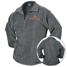Пуловер с фирменной символикой Spektrum (серый)