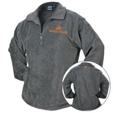 Spektrum Fleece Pullover (Charcoal) XL