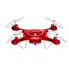 Квадрокоптер Syma X5UW WiFi FPV, барометр, полет по точкам