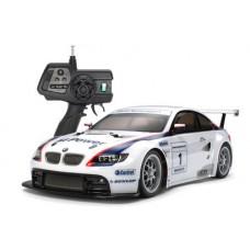 Tamiya RTR BMW M3 GT2 2009 (TT-01E w/LED)