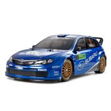 Tamiya Kit Subaru Impreza WRC 2008 TT-01E (w/LED, ESC)