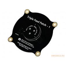 Triple Feed Patch 5.8GHz Antenna 9.4dBi (SMA)