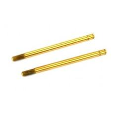 Штоки передних амортизаторов с TiN покрытием