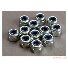 Traxxas Nuts 3mm Nylon Locking (12)