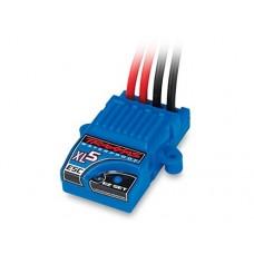 Электронный регулятора оборотов XL-5 для автомоделей 1:10 масштаба.