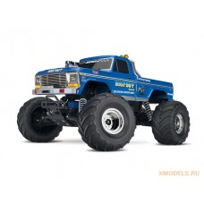 Traxxas Bigfoot No. 1 2WD Scale Monster Truck w/Fast Charge
