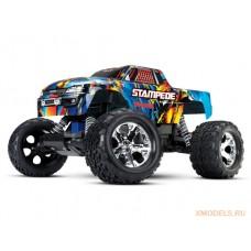 Модель заднеприводного монстра Stampede 2WD Monster Truck