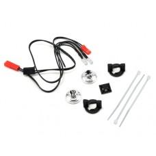 Traxxas LED Light Kit (Red) for Grave Digger