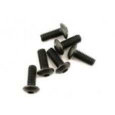 Traxxas (4x10mm) Button-Head Machine Hex Screws