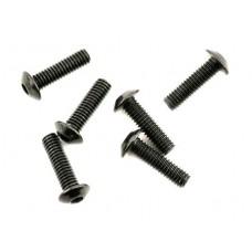 Traxxas (4x14mm) Button-Head Machine Hex Screws