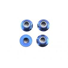 Алюминиевые гайки М5 (Синие)
