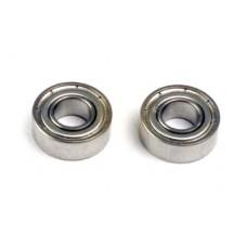 Подшипники с металлическими пыльниками 5x11x4mm (2)