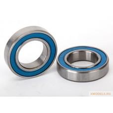 Подшипник с резиновым пыльником 12x21x5mm (2) синий