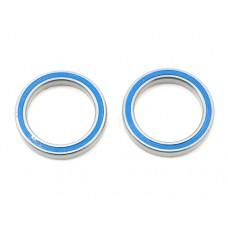 Подшипник с резиновым пыльником 20x27x4mm (2) синий