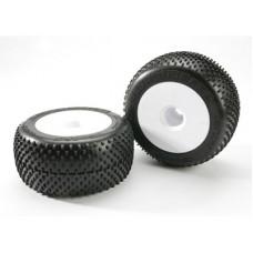 Traxxas Tires & Wheels Assembled Glued (2)