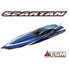 Traxxas Spartan Brushless RTR w/TSM