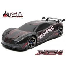 Traxxas XO-1 Brushless 4WD RTR w/TSM