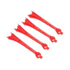 Вставки в лучи (красные) (4) для Alias