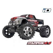Traxxas Stampede 4x4 RTR w/Fast Charger
