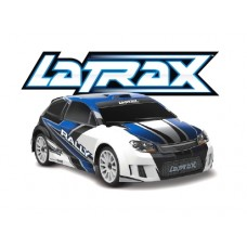 Traxxas 1/18 LaTrax Rally 4WD RTR w/Fast Charge