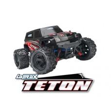 Traxxas 1/18 LaTrax Teton 4WD RTR w/Fast Charger