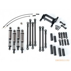Traxxas Long Arm Lift Kit For TRX-4, complete