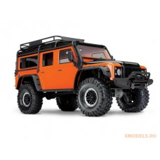 Traxxas TRX-4 Trail Rock Crawler w/Land Rover Defender Adventure Edition
